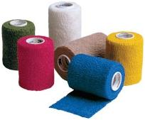 Coban Wrap Uses